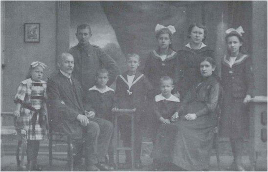 Familie Hubert Michel